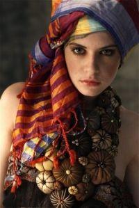 foulard Inde enriche travels